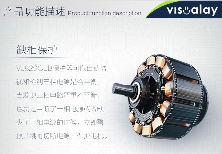 VJ819CLB泵保护器