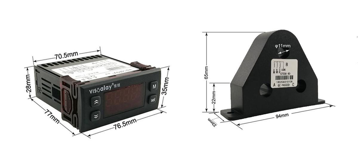 电动机保护器 VJ950