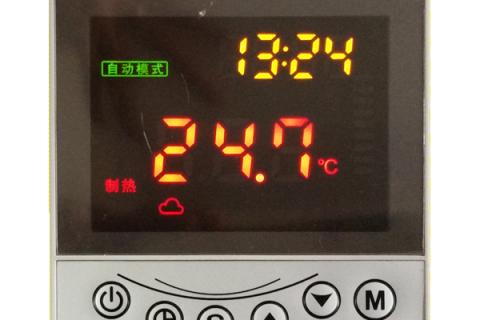 SY830热泵热水器控制器