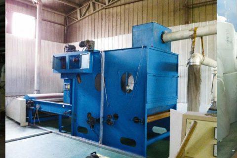 无纺设备行业开松机电气暨电机智能保护解决方案